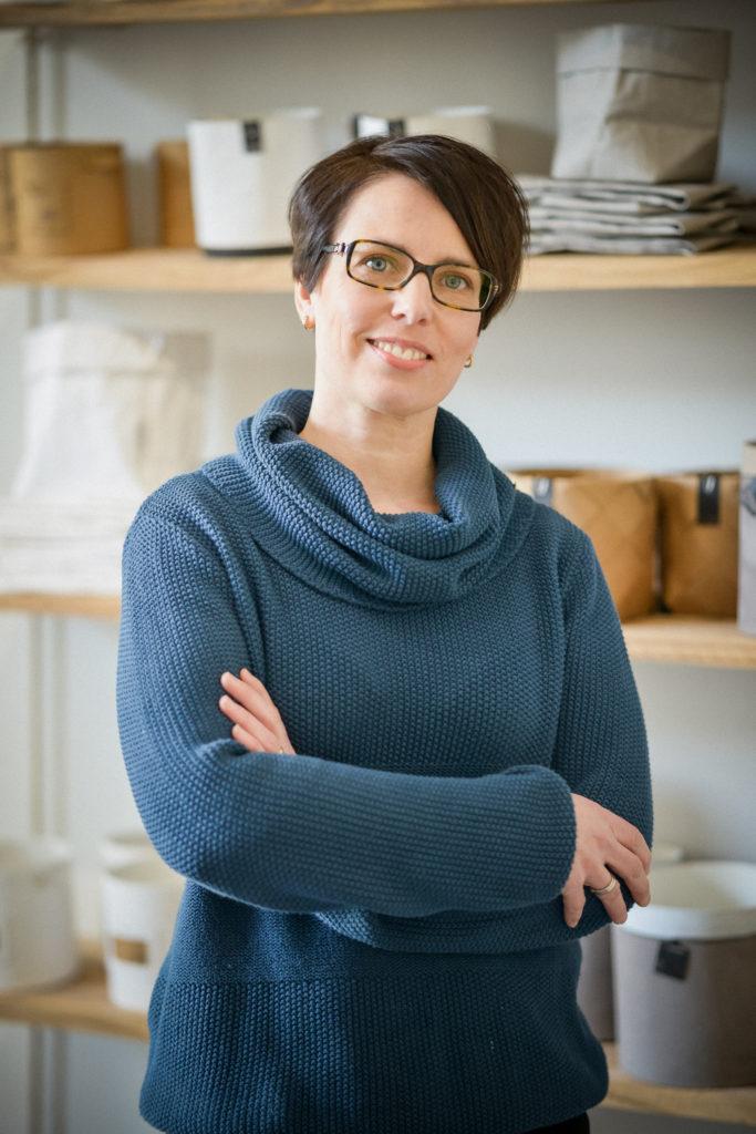 Terhi Korhonen on LOISTE living yrityksen perustaja ja omistaja.