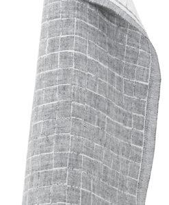Lastu keittiöpyyhe, valko-harmaa, 48x70, Lapuan Kankurit